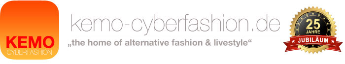 KEMO-Cyberfashion Onlineshop-Logo