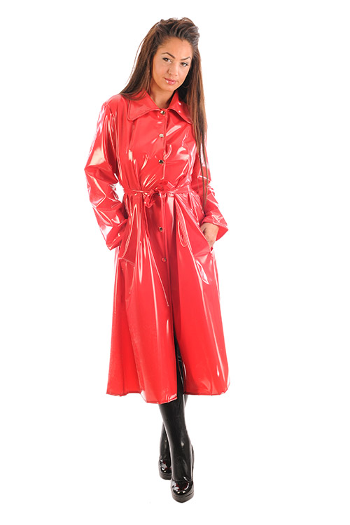 KEMO-Cyberfashion Online store for PVC, Plastic and vinyl clothing
