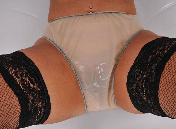 PA53 - Ladies Rubber Briefs