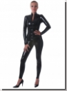 R1696 - Latex Catsuit